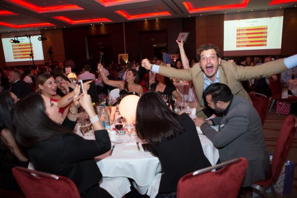 Hospitality Action's birthday quiz raises £82,000   LACA
