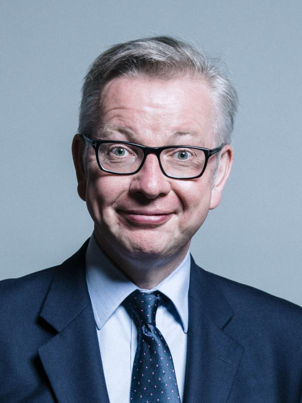 Gove appoints Dimbleby to pioneer 'farm to fork' revolution